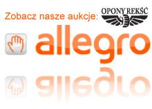 Opony na Allegro.pl